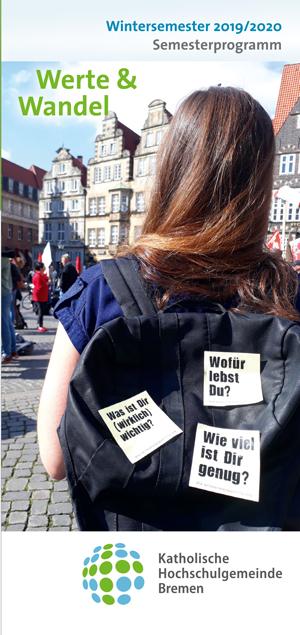 KHG Bremen, Programm Wintersemester 2019