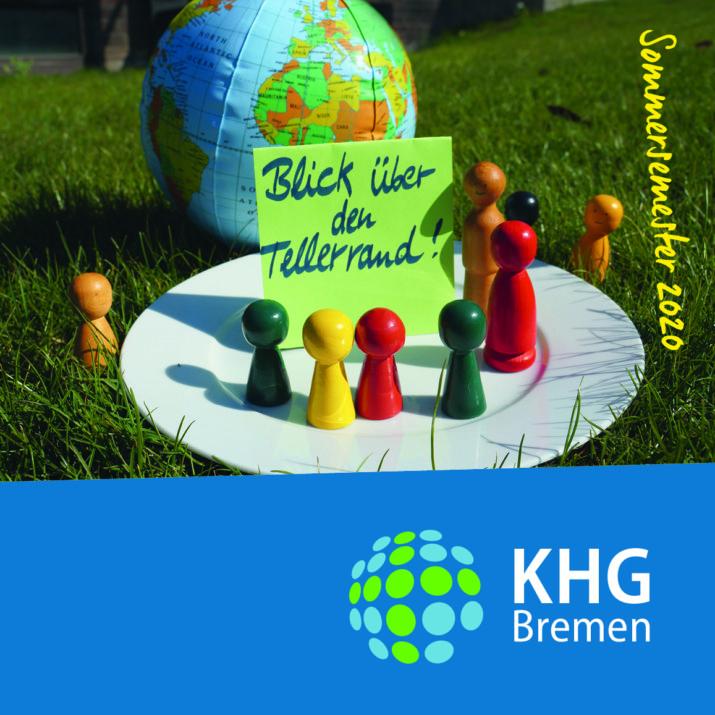 KHG Bremen, Programmheft Sommersemester 2020