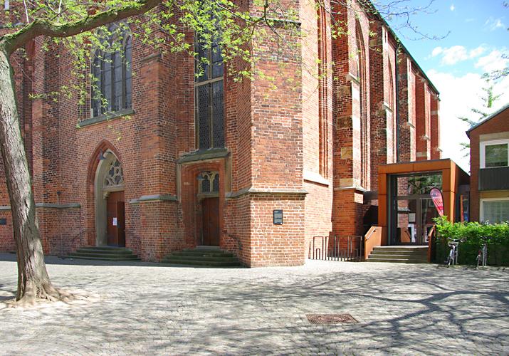 KHG Bremen, Krypta-Eingang St. Johann