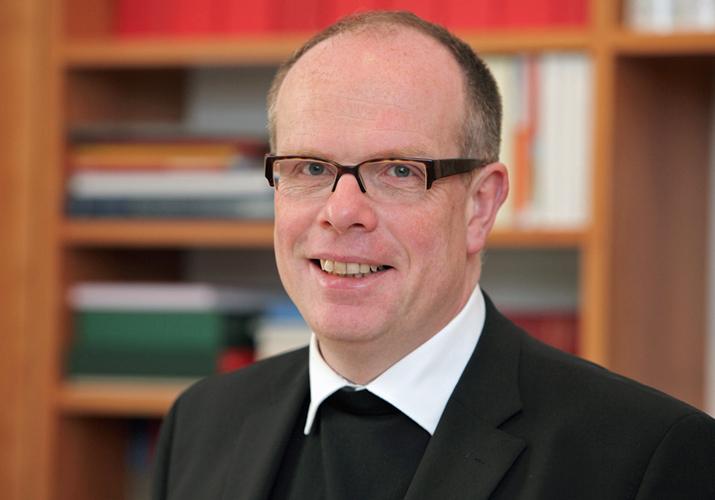 KHG Bremen, Gespräch mit Weihbischof Johannes Wübbe