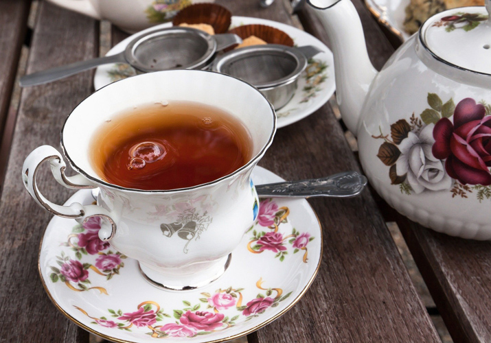 KHG Bremen, Teatime