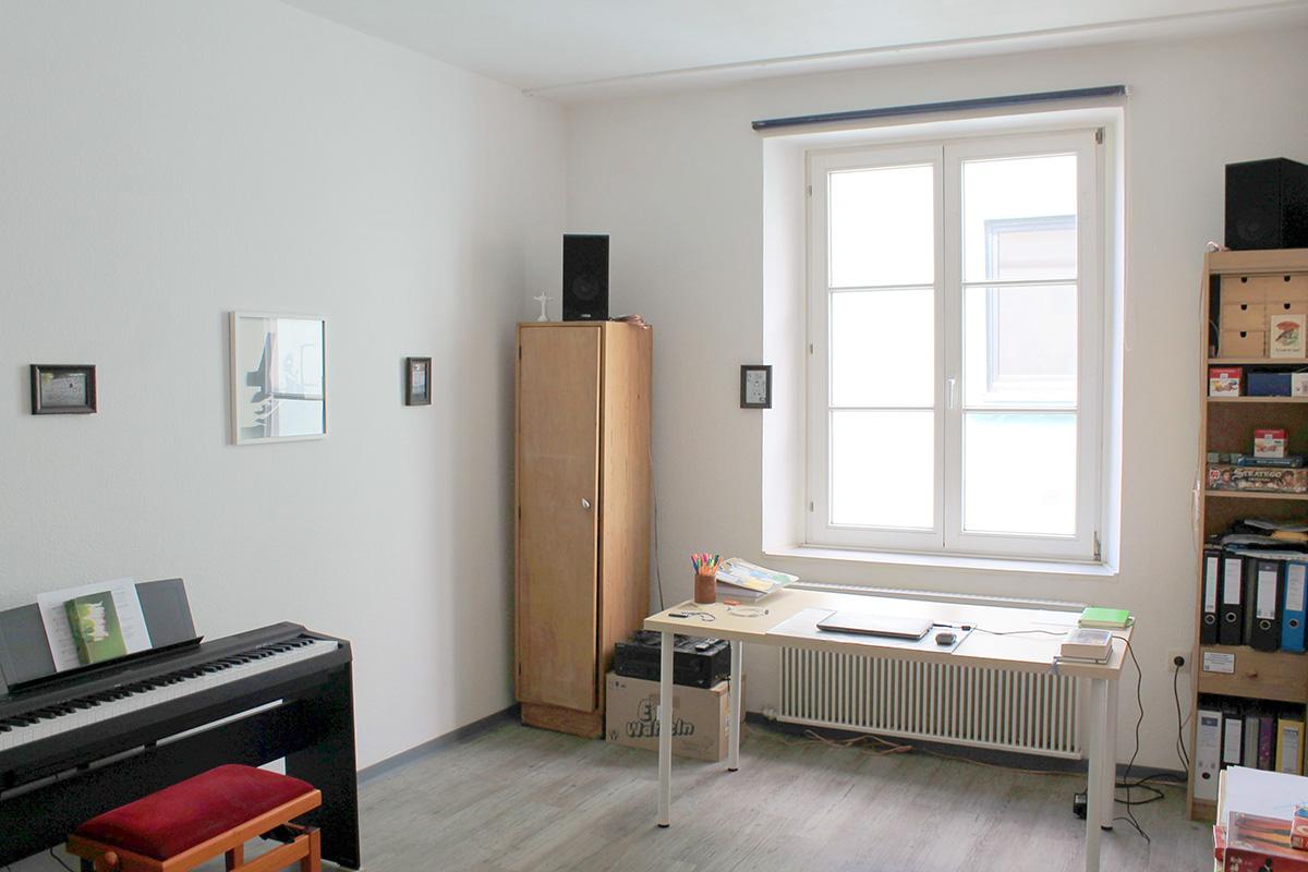WG-Zimmer 1
