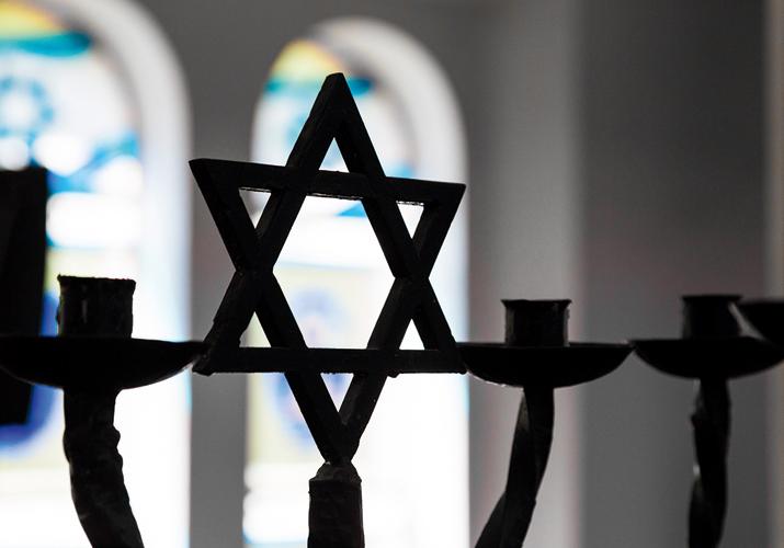 KHG Bremen, Besuch der Synagoge